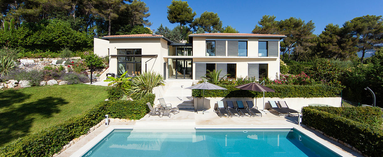 villa cote d'azur provence jdv holidays south of france