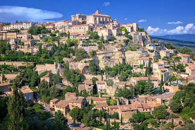 Village of Gordes, Luberon